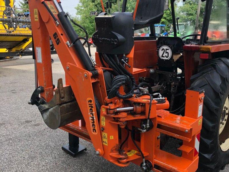 Sonstiges Traktorzubehör des Typs Tifermec TX 65, Gebrauchtmaschine in Burgkirchen (Bild 1)