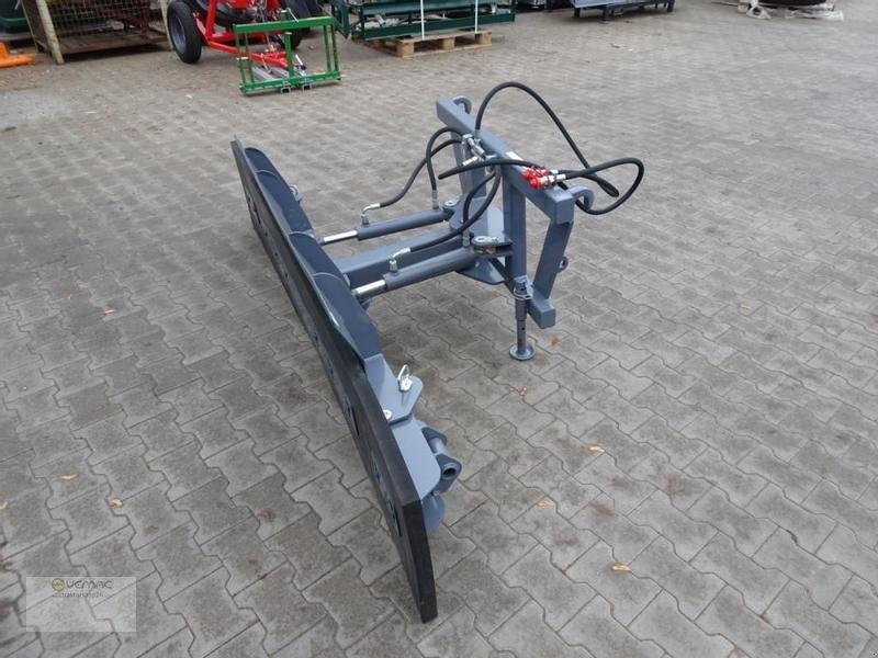 Sonstiges Traktorzubehör типа Vemac Gummischieber 240cm hydraulisch Euro Futterschieber Gülleschieber, Neumaschine в Osterweddingen / Magdeburg (Фотография 1)