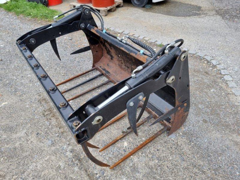 Sonstiges Zubehör типа Alö Silograb 150 FL Krokogabel, Gebrauchtmaschine в Chur (Фотография 1)