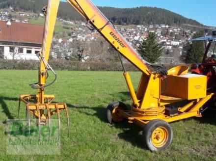Sonstiges Zubehör типа Oehler Mistbagger, Gebrauchtmaschine в Hochmössingen (Фотография 1)
