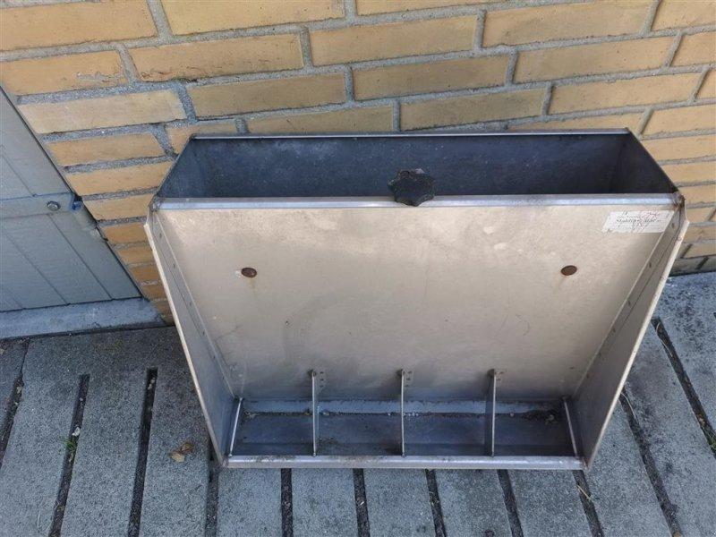 Sonstiges типа Agro Foderkasser rustfri 4 rums til smågrise 9 stk., Gebrauchtmaschine в Egtved (Фотография 1)