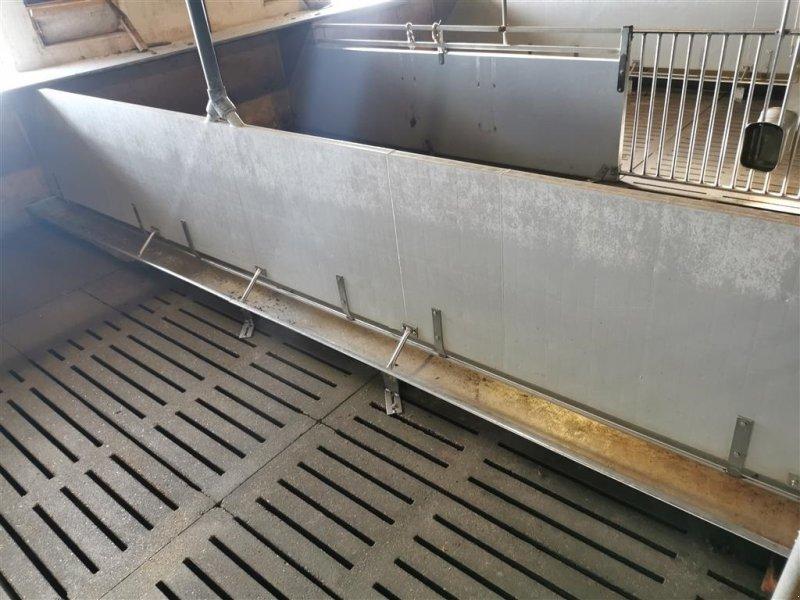 Sonstiges типа Agro Skillevæg med rustfri trug, Gebrauchtmaschine в Egtved (Фотография 1)