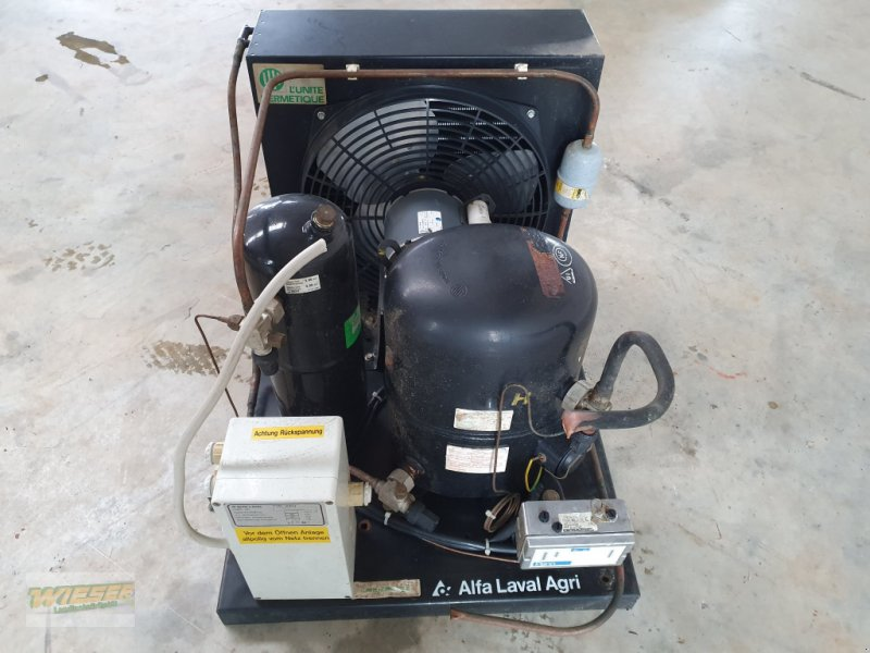 Sonstiges des Typs Alfa Laval Kühlaggregat, Gebrauchtmaschine in Frauenneuharting (Bild 1)