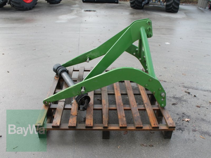 Sonstiges des Typs Amazone Frontschubbock, Gebrauchtmaschine in Straubing (Bild 3)