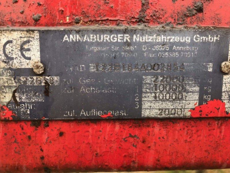 Sonstiges des Typs Annaburger Schub Fix HTS 22.18, Gebrauchtmaschine in Nauen (Bild 3)