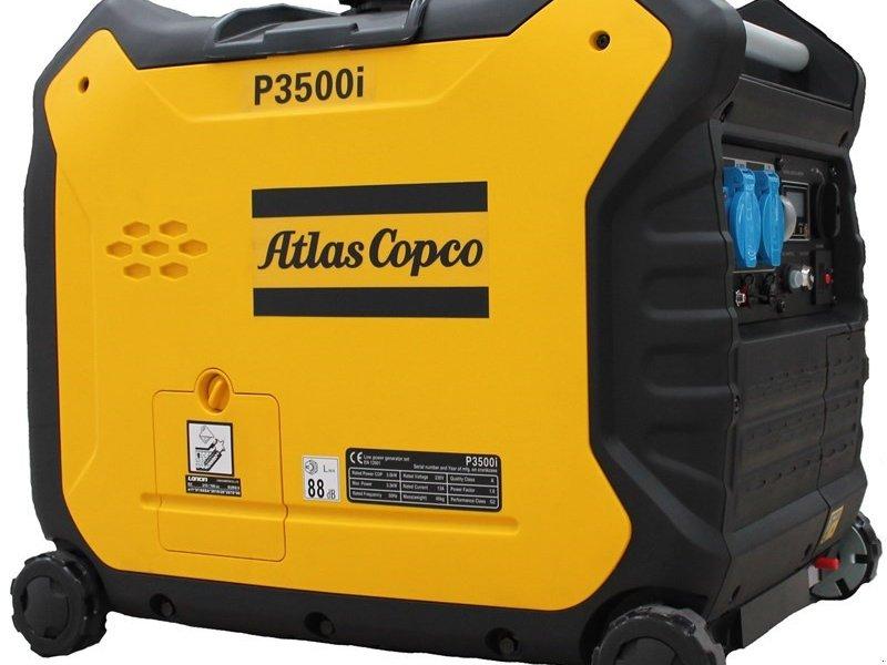 Sonstiges typu Atlas Atlas Copco P3500i Stromgenerator - Inverter, Neumaschine w Lyss (Zdjęcie 1)
