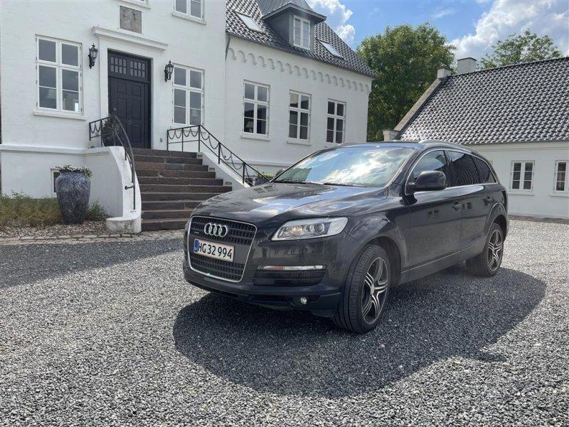 Sonstiges типа Audi Q7 Camper, Gebrauchtmaschine в Give (Фотография 1)
