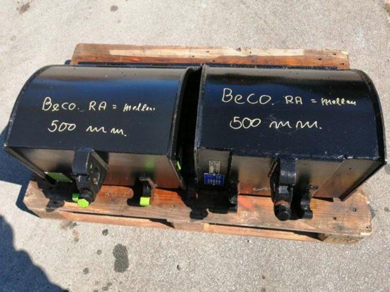 Sonstiges типа BECO 50 cm. RA graveskovle (2 stk. på lager), Gebrauchtmaschine в Vrå (Фотография 1)