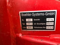 Boehler Holzmuffel HM2 Sonstiges