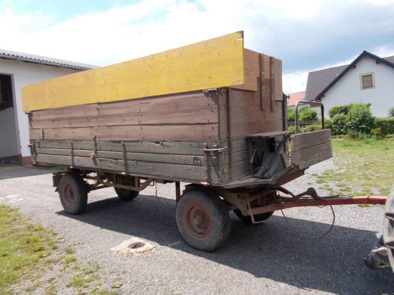 Sonstiges des Typs Brantner 2-Achs Kipper, Gebrauchtmaschine in Thaya (Bild 1)
