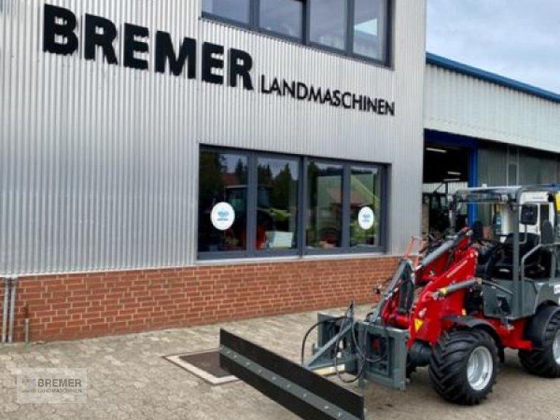 Sonstiges типа Bressel & Lade Gummischiebeschild, hydr schwenkbar 2400, Euro-Aufnahme, Gebrauchtmaschine в Asendorf (Фотография 1)