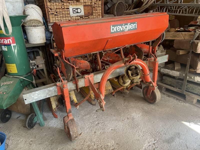 Sonstiges tip Breviglieri Reihenfräse 2-reihig, Gebrauchtmaschine in Schutterzell (Poză 1)