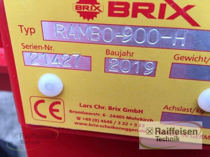 Sonstiges des Typs Brix Rambo BR 3H, Neumaschine in Ebeleben (Bild 3)