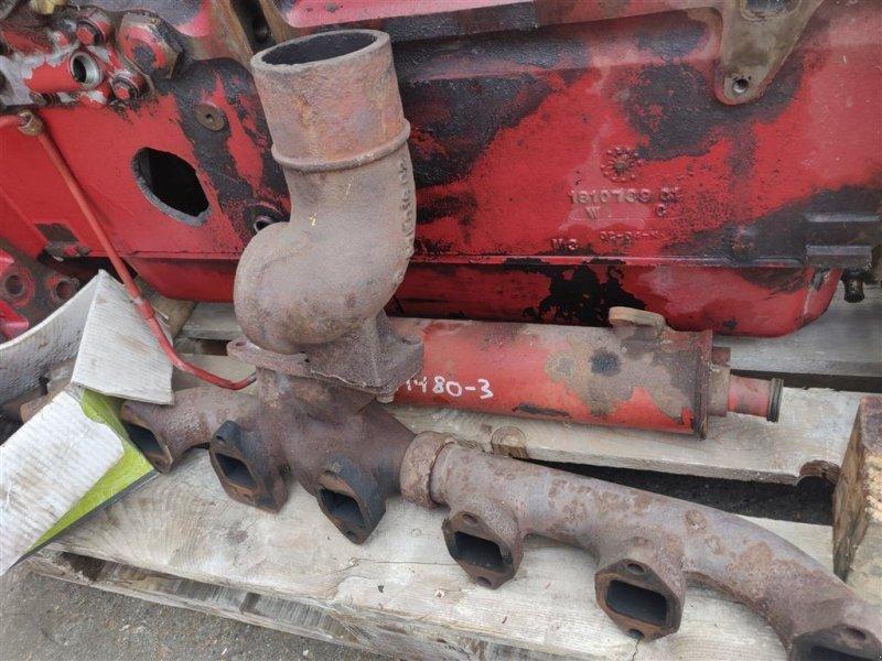 Sonstiges des Typs Case IH DT-467 Defekt for parts, Gebrauchtmaschine in Hemmet (Bild 4)