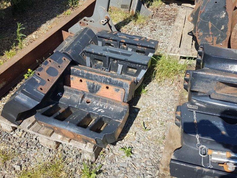 Sonstiges типа Case IH maxxum, Gebrauchtmaschine в le pallet (Фотография 1)