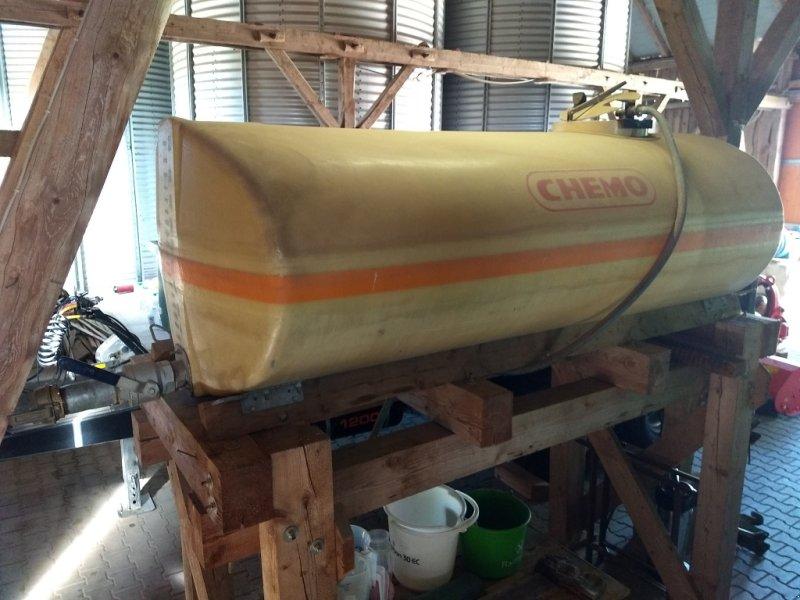 Sonstiges des Typs Chemo 2000 Liter, Gebrauchtmaschine in Kallmünz (Bild 1)