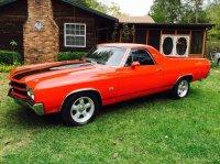 Chevrolet El Camino Sonstiges