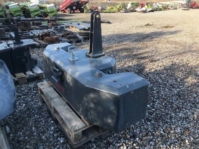 Sonstiges типа CLAAS 1800 kg fromtvægt, Gebrauchtmaschine в Ribe (Фотография 1)