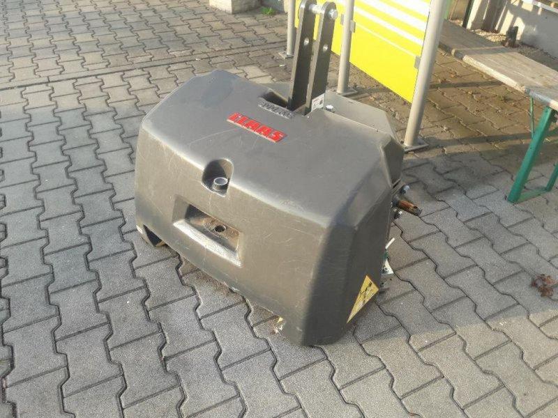 Sonstiges типа CLAAS CLAAS GEWICHT 800 KG DRIVE IN, Vorführmaschine в Birgland (Фотография 1)