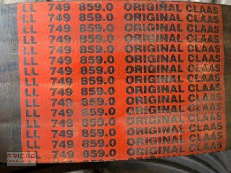 Sonstiges des Typs CLAAS Keilriemen 749.859.0 für Lexion 600, Gebrauchtmaschine in Demmin (Bild 1)