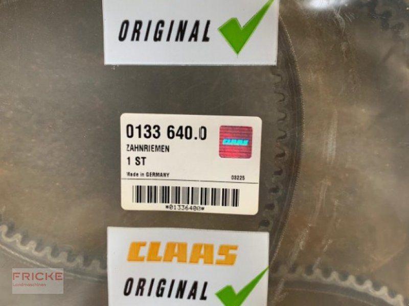 Sonstiges des Typs CLAAS Zahnriemen 133.640.0 für Dominator/ Mega, Gebrauchtmaschine in Demmin (Bild 1)