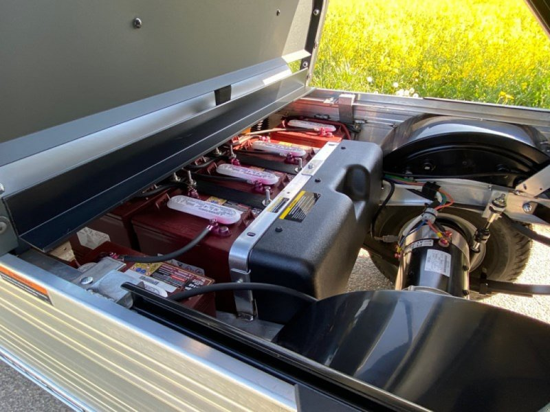 Sonstiges типа Club Car Carryall 550, Vorführmaschine в Oberglatt (Фотография 7)