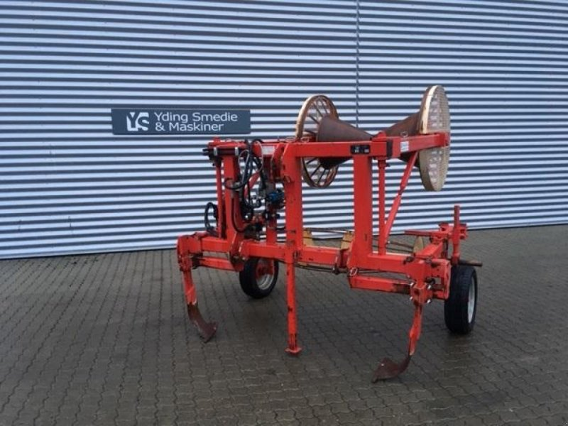 Sonstiges типа CM Kaupp Plastaftager, Gebrauchtmaschine в Horsens (Фотография 1)