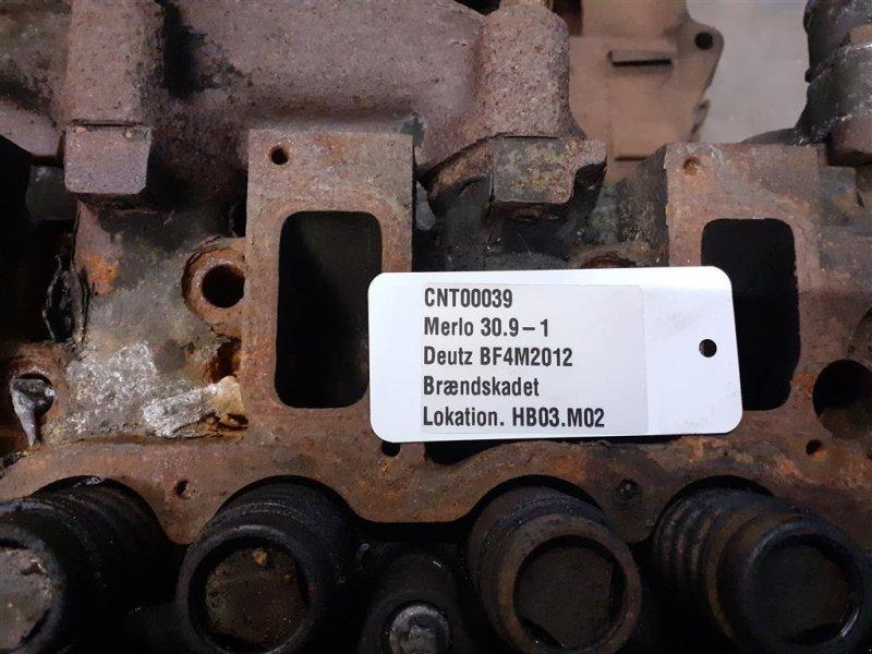 Sonstiges типа Deutz BF4M2012     Merlo 30.9-1, Gebrauchtmaschine в Hemmet (Фотография 2)