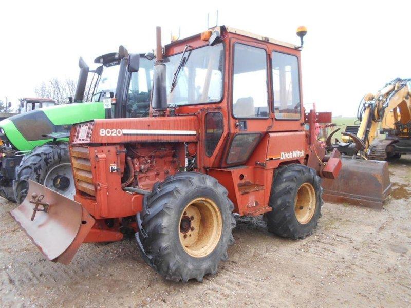 Sonstiges типа Ditch Witch 8020, Gebrauchtmaschine в Roslev (Фотография 1)