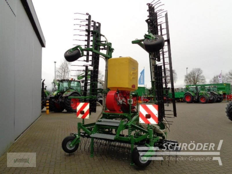 Sonstiges типа Düvelsdorf Green Rake expert 9,00 m, Gebrauchtmaschine в Ahlerstedt (Фотография 4)