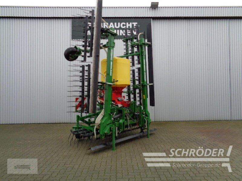 Sonstiges типа Düvelsdorf Green Rake expert 9,00 m, Gebrauchtmaschine в Ahlerstedt (Фотография 1)
