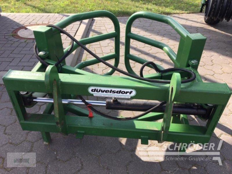 Sonstiges des Typs Düvelsdorf Rundballenzange DRB Weidemann, Gebrauchtmaschine in Leizen (Bild 1)