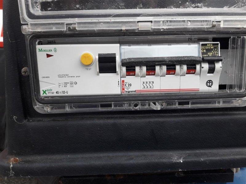 Sonstiges a típus EL León 13 KW traktor nødstrøms anlæg, Gebrauchtmaschine ekkor: Suldrup (Kép 5)