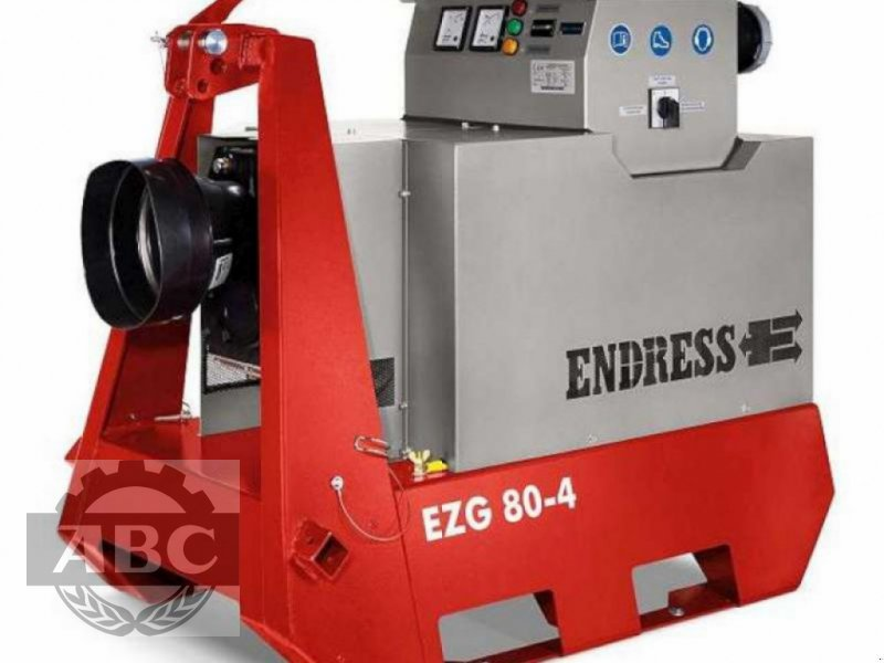 Sonstiges des Typs Endress EZG 80/4 II/TN-S, Neumaschine in Cloppenburg (Bild 1)