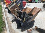 Sonstiges типа Engcon Tiltrotator skovlsæt til 8ton 40-60-80-100+gafler, Gebrauchtmaschine в Rønnede