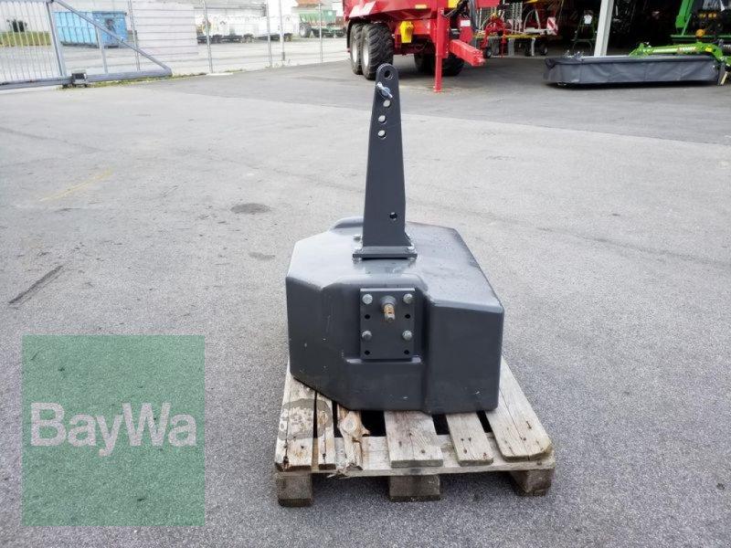 Sonstiges des Typs Fendt GEWICHT 1250 KG, Gebrauchtmaschine in Ergersheim (Bild 5)