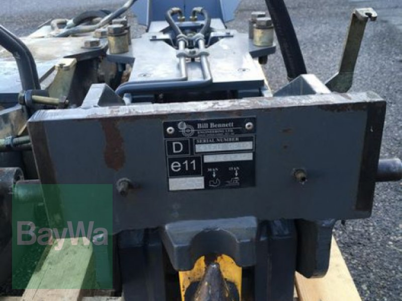 Sonstiges του τύπου Fendt Hitch Vario 500, Gebrauchtmaschine σε Obertraubling (Φωτογραφία 4)
