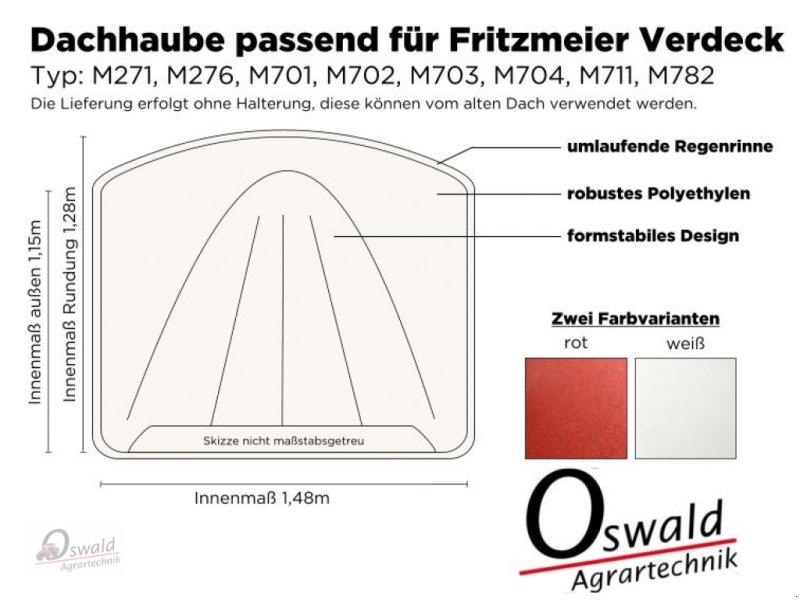 Sonstiges a típus Fritzmeier Verdeck, Neumaschine ekkor: Iggensbach (Kép 1)