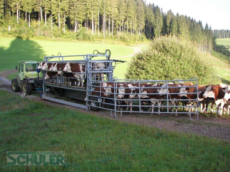Sonstiges a típus GEA Weidemelkstand, Gebrauchtmaschine ekkor: St. Märgen (Kép 1)