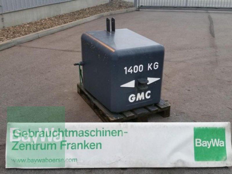 Φωτογραφία GMC 1400 KG BETON  GEWICHT