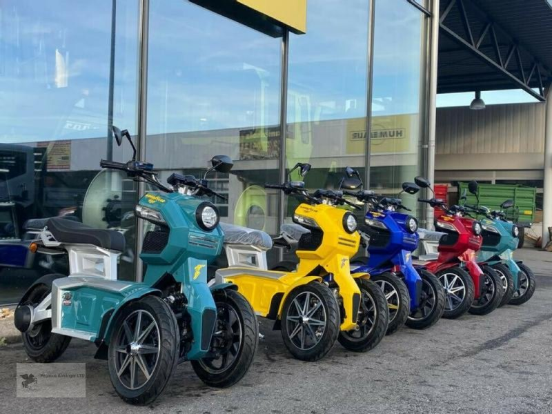 Sonstiges типа Good Year EGO2 Elektroroller E-Scooter-Trike, Neumaschine в Gevelsberg (Фотография 1)
