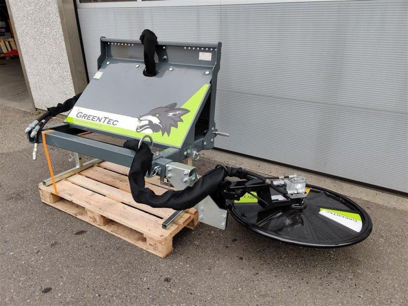 Sonstiges типа Greentec Kantklipper FOX ramme med RI80 kantklipper, Gebrauchtmaschine в Holstebro (Фотография 1)