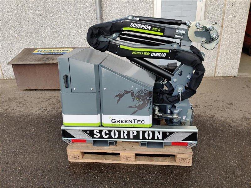 Sonstiges del tipo Greentec Scorpion 330-4 S PÅ LAGER - OMGÅENDE LEVERING, Gebrauchtmaschine en Holstebro (Imagen 1)