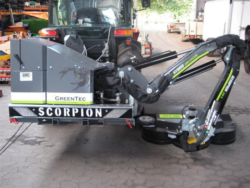 Sonstiges типа Greentec Scorpion 330-4 S, Gebrauchtmaschine в Glamsbjerg (Фотография 1)