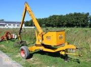 Sonstiges des Typs Griesser Mammut 1414 mit Rotator !!! Mistzange und Zweischalengreifer, Gebrauchtmaschine in Burgrieden