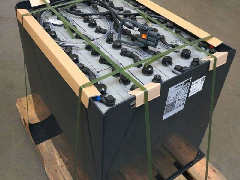 Sonstiges des Typs Gruma 48 V 5 PzS 775 Ah, Gebrauchtmaschine in Friedberg-Derching (Bild 5)