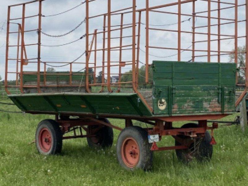Sonstiges des Typs Hantigk Gatterwagen, Gebrauchtmaschine in Hemmingen (Bild 1)
