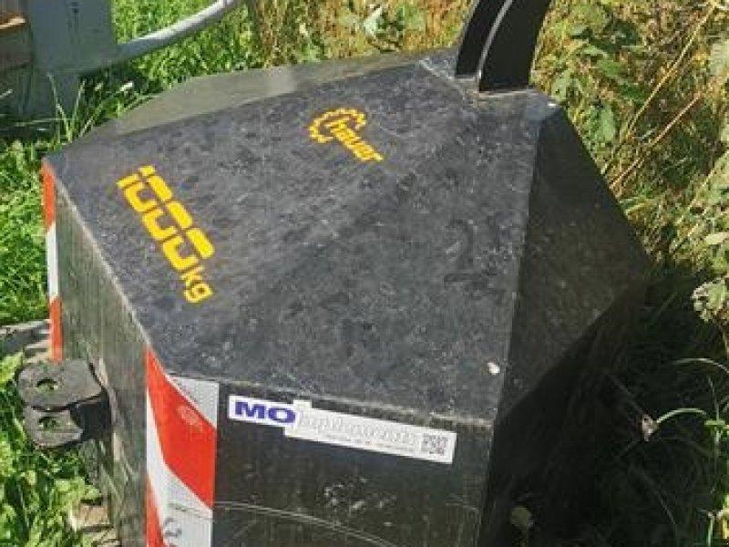 Sonstiges типа Hauer 1000Kg Som ny, Gebrauchtmaschine в Mariager (Фотография 1)