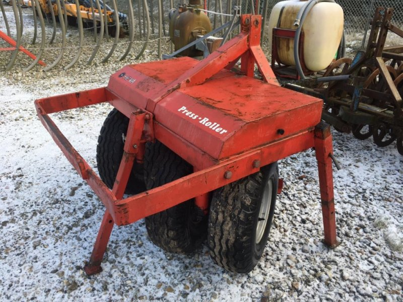 Sonstiges типа HE-VA Gummihjulspakker, Gebrauchtmaschine в Farsø (Фотография 1)