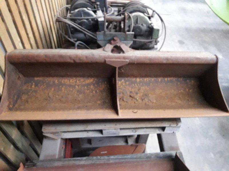 Sonstiges des Typs Hydrema PLANERSKOVL MED TILT, Gebrauchtmaschine in Tim (Bild 1)